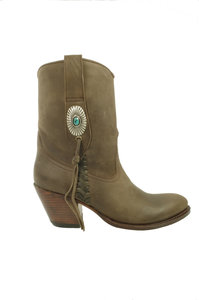 Sendra 10748 Laly Donker Taupe