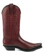 Mayura-Boots-1920-Bordeaux--Pointed-Cowboy-Western-Line-Dance-Ladies-Men-Boots-Slanted-Heel-Genuine-Leather