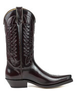 Mayura-Boots-1920-Florentic-Bordeaux--Pointed-Cowboy-Western-Line-Dance-Ladies-Men-Boots-Slanted-Heel-Genuine-Leather