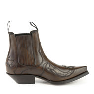 Mayura-Boots-Austin-1931-Chesnut-Brown--Pointed-Western-Men-Ankle-Boot-Slanted-Heel-Elastic-Closure-Vintage-Look