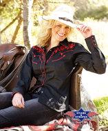starsandstripes westernshirt Katy