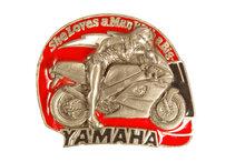 Yamaha buckle