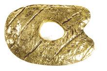 buckle goudkleur